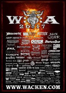 WACKEN 2017    www.metaltix.com
