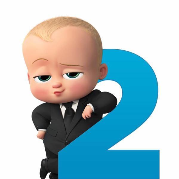 Boss Baby 2 Movie Boss Baby Boss Birthday Baby Themes