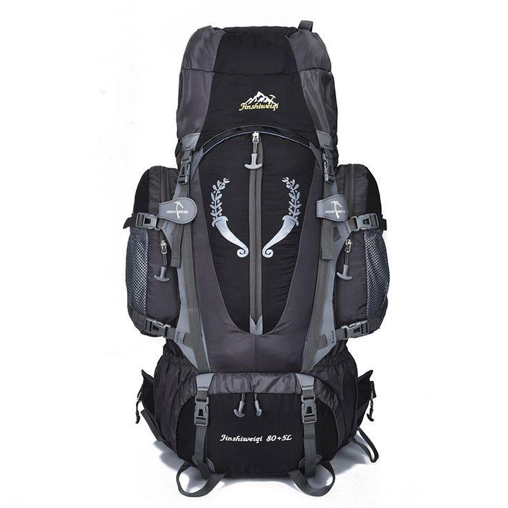 100lb Carry Backpack Unisex Men Women Travel Backpacks Waterproof & Fireproof Nylon Rucksack