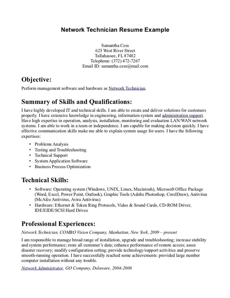 Best 10+ Sample resume cover letter ideas on Pinterest | Resume ...