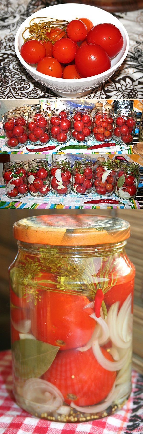 Заготовка помидоры,огурцы