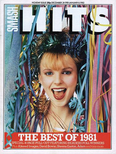 Clare Grogan of Altered Images