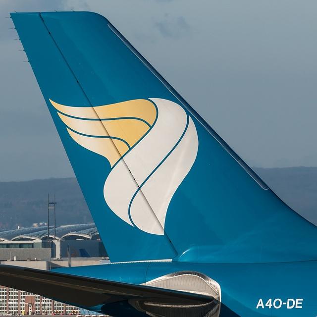 Oman Air Airbus A330-343E A4O-DE @ FRA