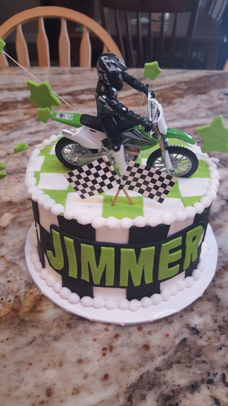 25 Best Ideas About Motocross Cake On Pinterest Dirt