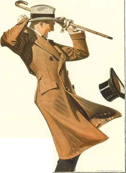 J. C. Leyendecker. I think this is a Saturday Evening Post cover.