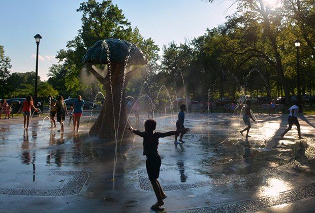 1000 Ideas About Water Playground On Pinterest Playgrounds Natural Playgrounds And Backyard