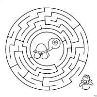 Kiddoland: Labirynt Żółwie
