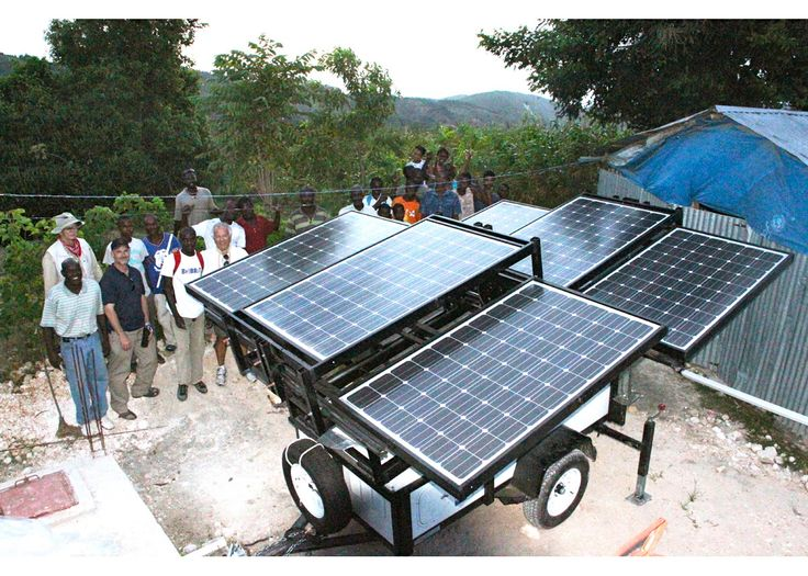 trailer solar panels - Google Search