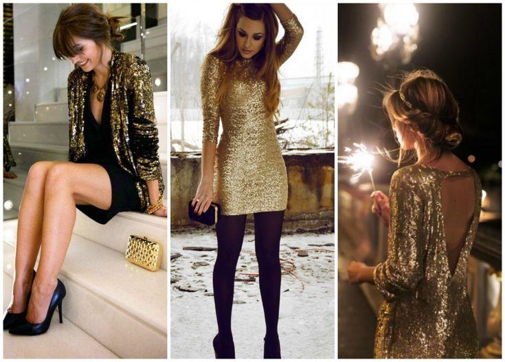 4 Increíbles outfits para Año Nuevo