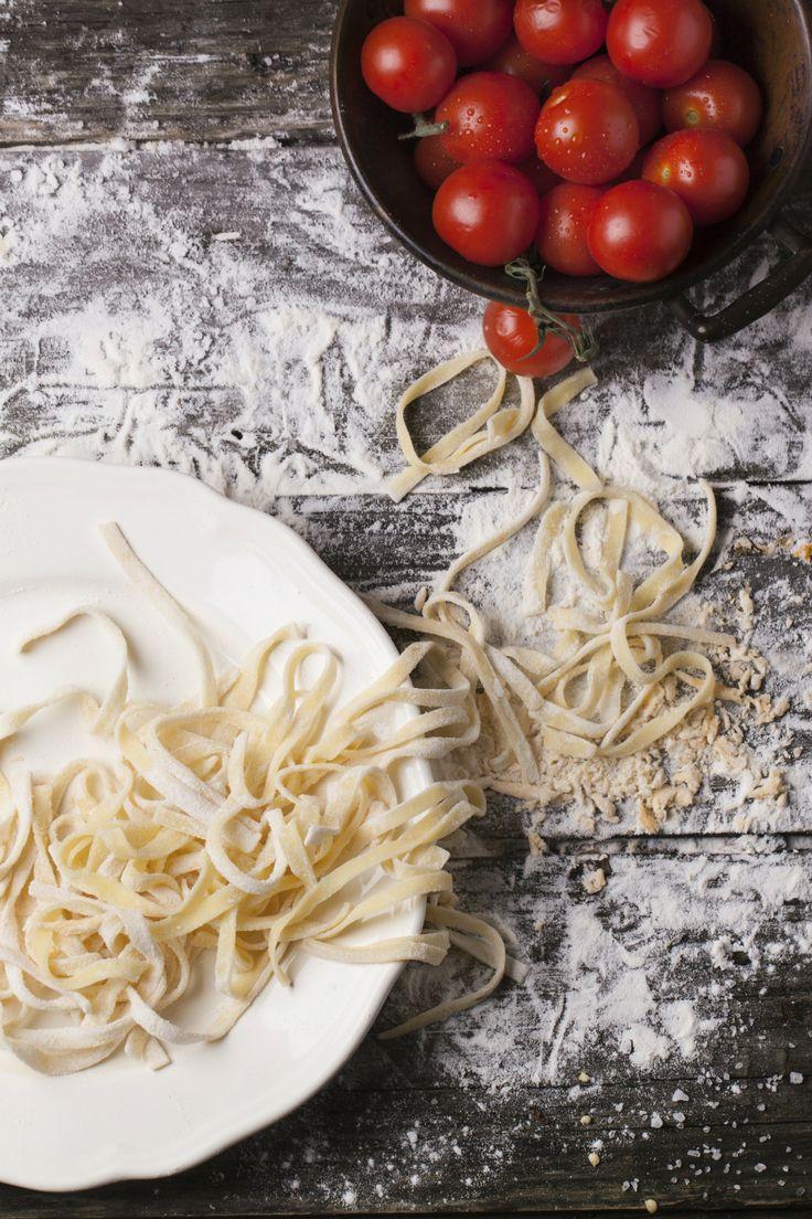 Zelf pasta maken: dat doe je zo
