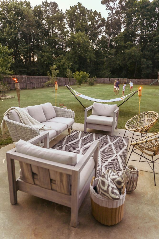 Tips For Outdoor Patio Care How To, How To Clean Outdoor Furniture Covers