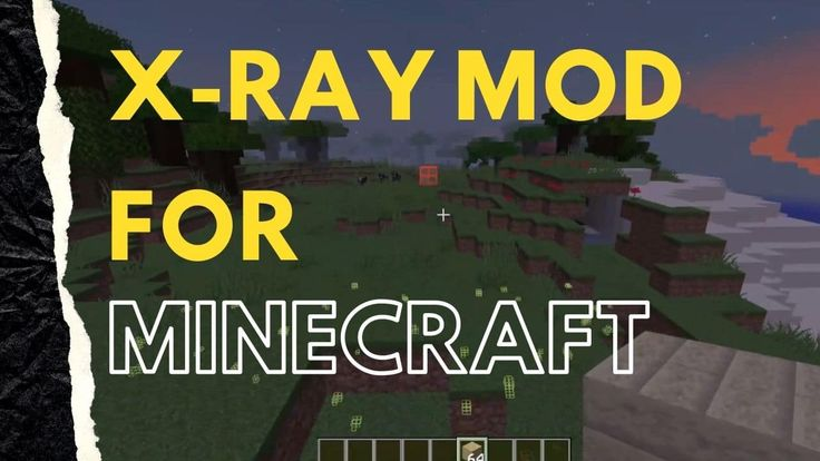 Download X Ray Mod For Minecraft 1 16 4 1 14 4 1 7 10 Minecraft Mods Mod X Ray
