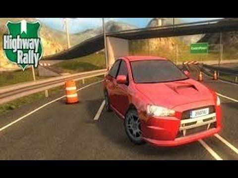 http://www.juegos-gratis-ya.com/Juegos-de-Carreras-Highway-Rally-3D.html  En Highway Rally desafia la carretera en competencias de pura adrenalina! Compite en 20 pistas de carreteras extremas, y desbloquea coches especiales cuando ganes dinero en efectivo y nuevos niveles. Gana todas las pistas en este juego en Unity 3D.