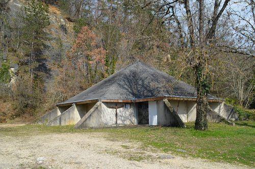 Chapelle des Maurillioux à Trélissac en Dordogne