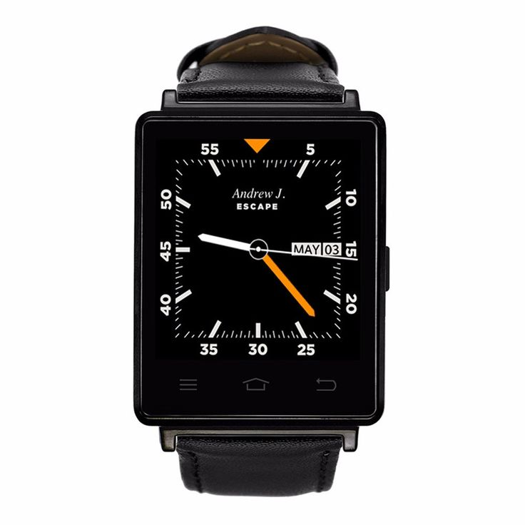 Bluetooth Smart Watch D6 Tragbares Gerät Smartwatch MTK6580 Quad Core Android 5,1 RAM 1 GB ROM 8 GB Für iOS Android PK KW88 S99 //Price: $US $369.20 & FREE Shipping //     #meinesmartuhrende