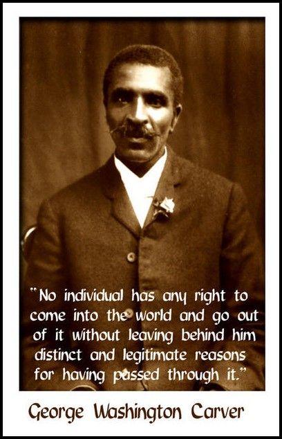 Legacy (George Washington Carver) by Julian Maydun