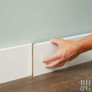 How To Install Base Shoe Molding Simple Diy And Carpentry