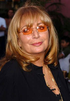"Penny Marshall on her film-making success: ""I don't do horror, don't do vampires,don't do car crashes and don't do people in big metal suits, OK?"""