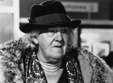 Margaret Rutherford as Miss Marple    WritersFrock onto Heroines