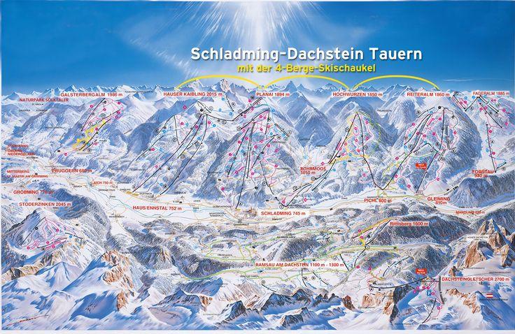 Schladming-Dachstein Tauern, Austria