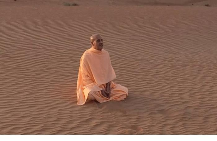 "Lessons From the Sand Radhanath Swami: ""I was sitting on the sand, thinking this sand was so cool and it's giving me such shelter. Then I was analyzing the nature of sand. That the same sand that's now so cool and so comfortable to sit, earlier in the day, it was burning hot, I couldn't tolerate it. And then in another place the same kind of sand, was sucking me down to suffocate me and kill me. How sand is so influenced by it's surroundings….and isn't that like human nature, according to…"