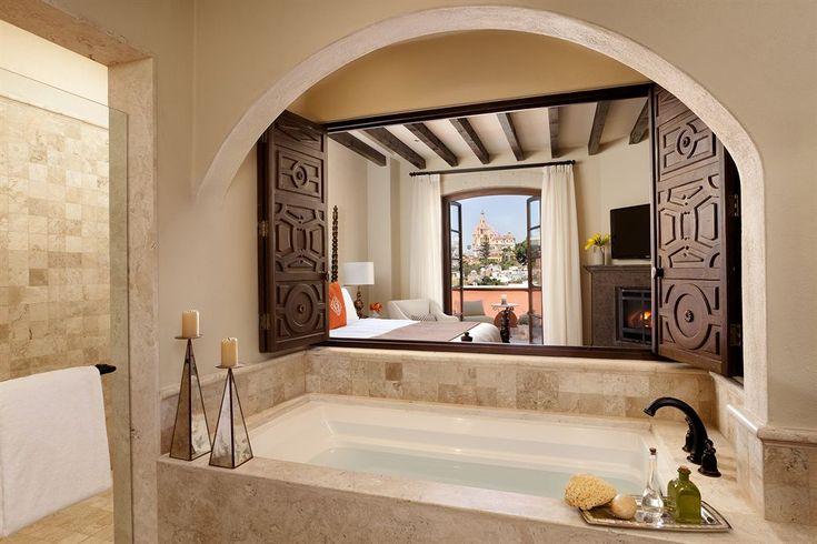 san miguel de allende hotels   Rosewood San Miguel De Allende