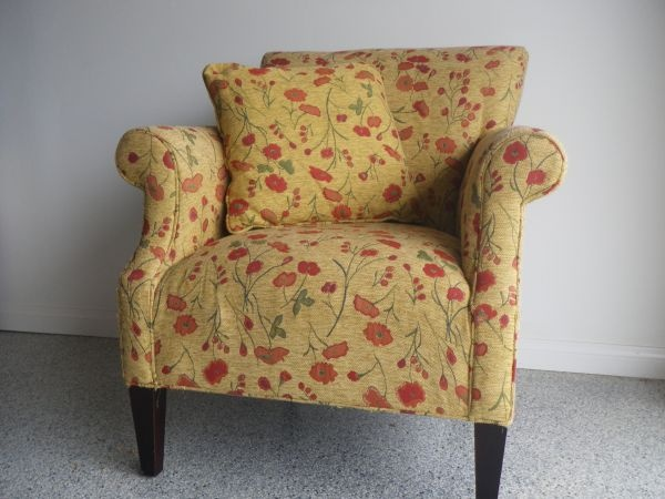 San Diego: Macyu0027s Accent Chair And Pillows $200   Http://furnishlyst.  Accent ChairsVintage ...