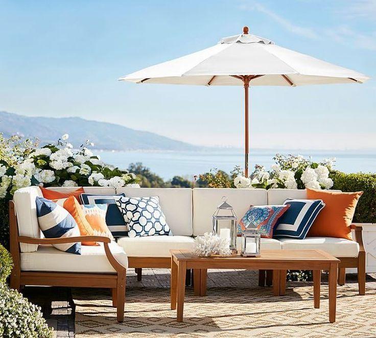 Les 25 meilleures idées de la catégorie Salon de jardin teck sur ...