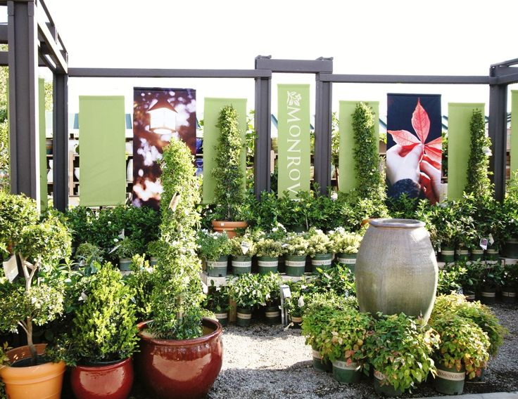 New Merchandise, new plants, new look each spring