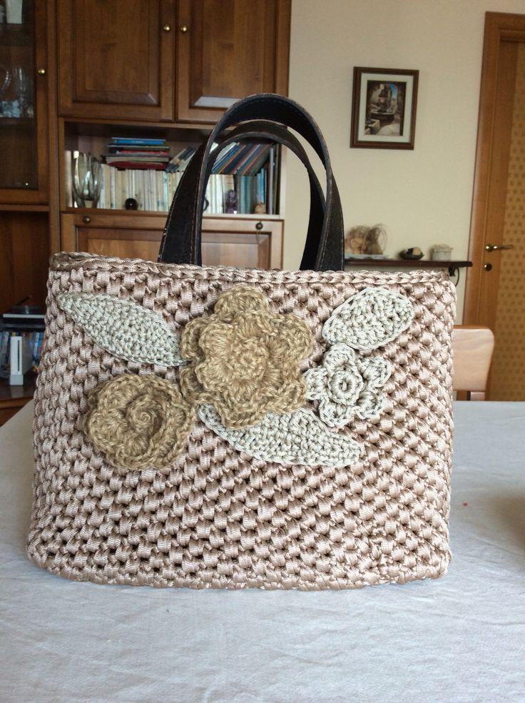 Nuova borsa. Nonna Teresa