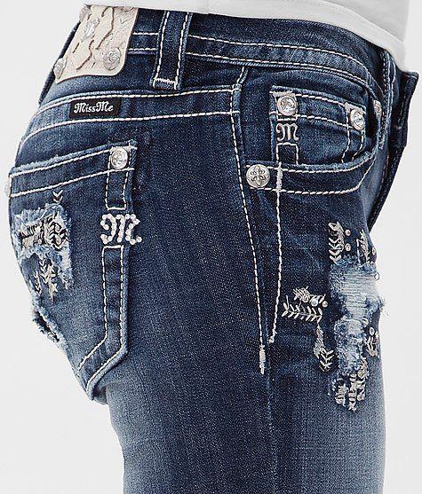 ༻✿༺ ❤️ ༻✿༺ Miss Me Skinny Stretch Jean | Buckle ༻✿༺ ❤️ ༻✿༺