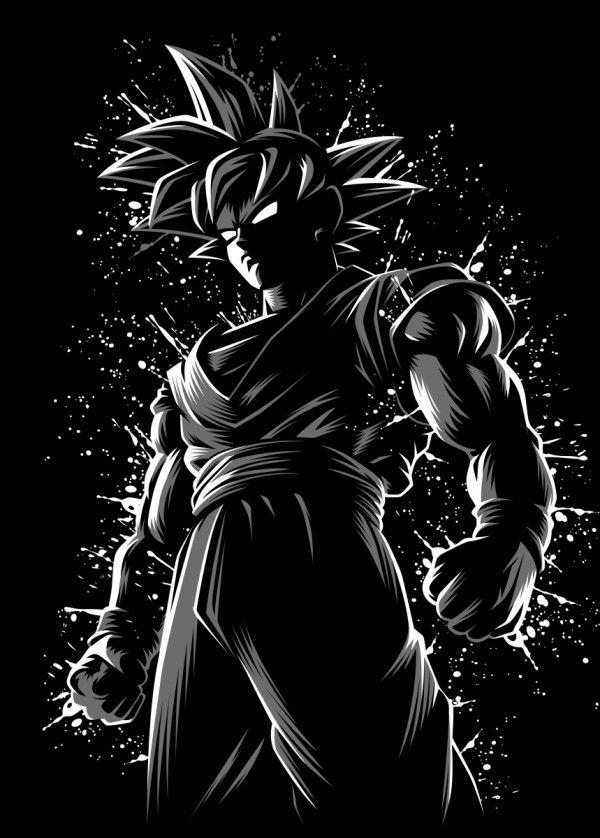 Ready Fight Poster Print By Alberto Perez Displate In 2020 Dragon Ball Z Dragon Ball Dragon Ball Painting