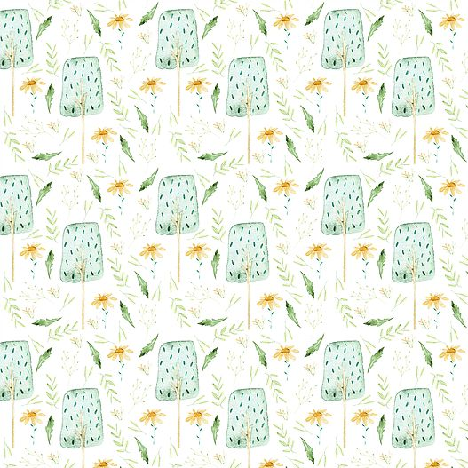 cotton fabric, cotton, fabric, scandinavian pattern, pattern design, patterns, kids fabric, shop with fabric, tekstile, textile, tekstylia, tkaniny, bawełna, flowers, nature, botanic,