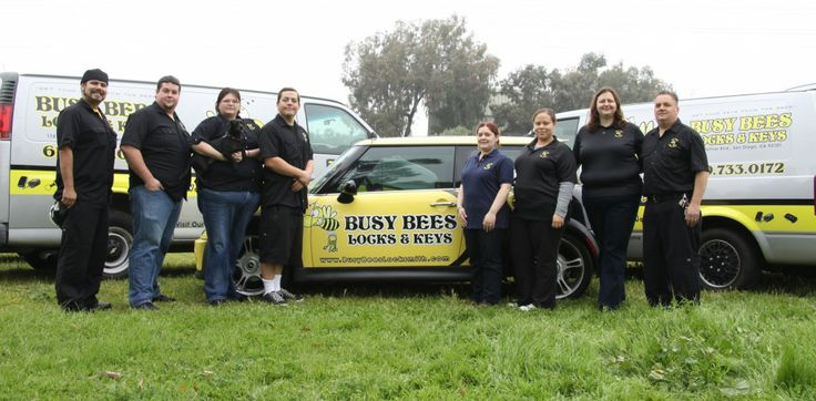 Looking for a San Diego CA locksmith you can trust? Busy Bees is BBB A+ rated locksmith in San Diego. We are the best locksmith San Diego has to offer.