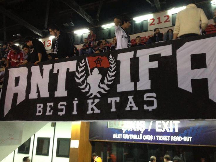 Antifa - Besiktas