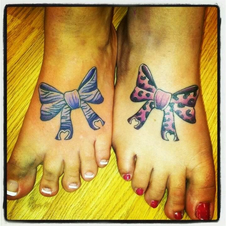 Girly Best Friend Tattoos: Best Friend Tattoos (tattoos Done By Jesse At Main St