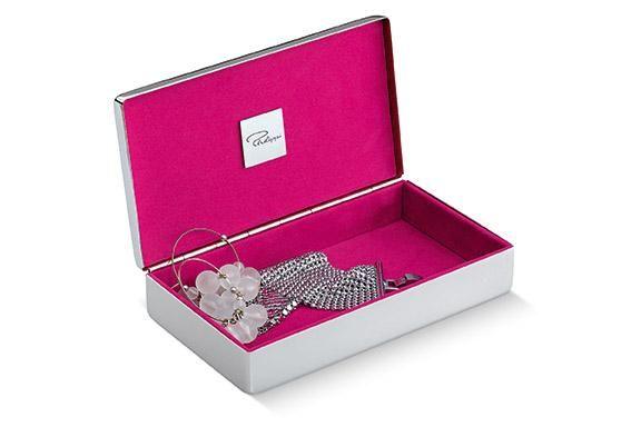 Pudełko na biżuterię Pad - prostokąt - DECO Salon #jewellery #box #forher #woman #women #gift #giftidea #musthave