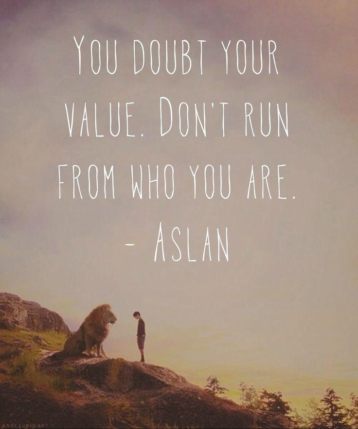 Aslan Quotes