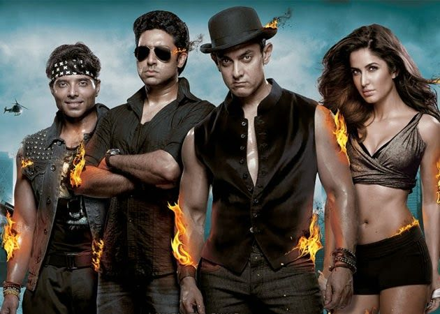 Dhoom 3 Full Movie Review