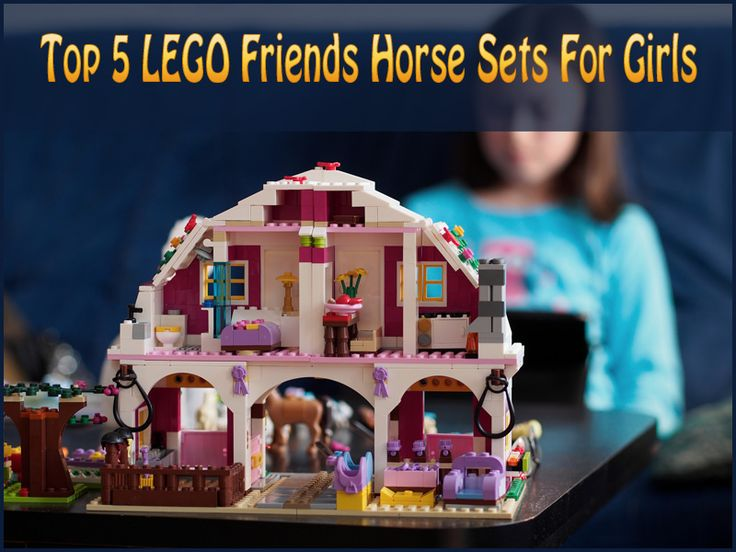 Do you have a little girl or know a little girl that simply adores horses? If this is your case than they will love LEGO Friends horse sets. There is a full range of horse Lego sets that are filled... http://mymamameya.org/top-5-lego-friends-horse-sets-for-girls/