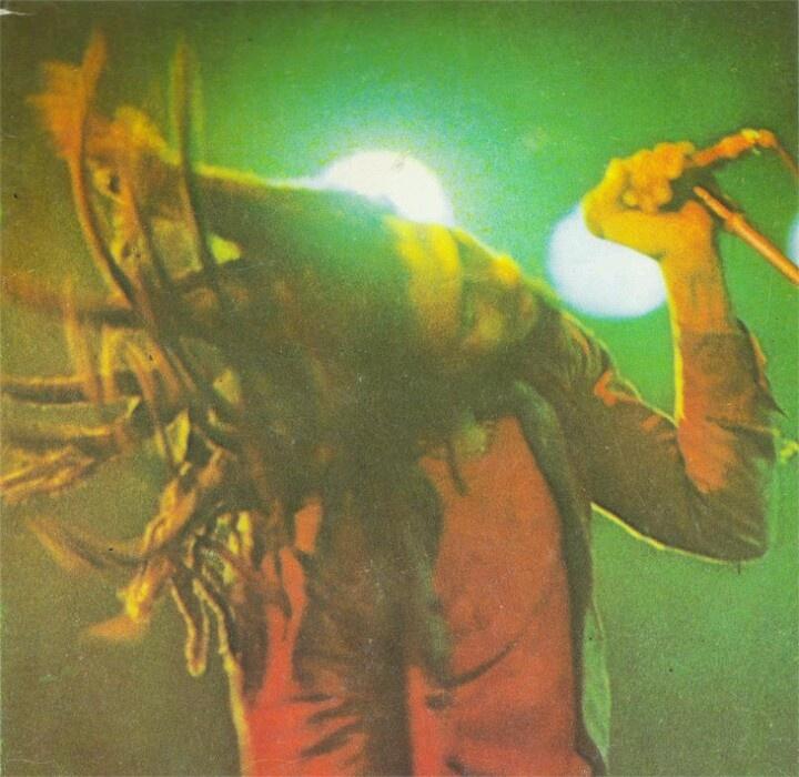 Bob Marley live in Ibiza, Spain, 1978
