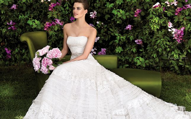 Wedding Gowns from San Patrick