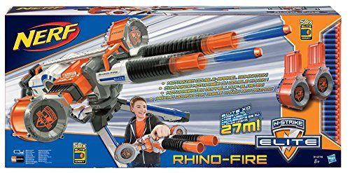Nerf N-Strike Elite Rhino-Fire Blaster Hasbro http://www.amazon.com/dp/B00K196KA4/ref=cm_sw_r_pi_dp_48Gpvb0GRS8F7