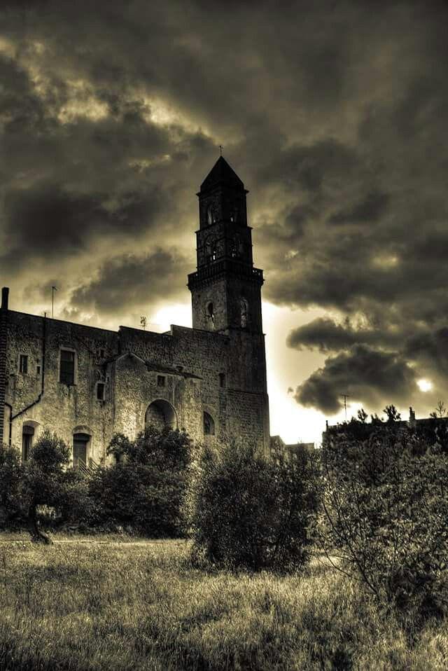 Putignano, historical center