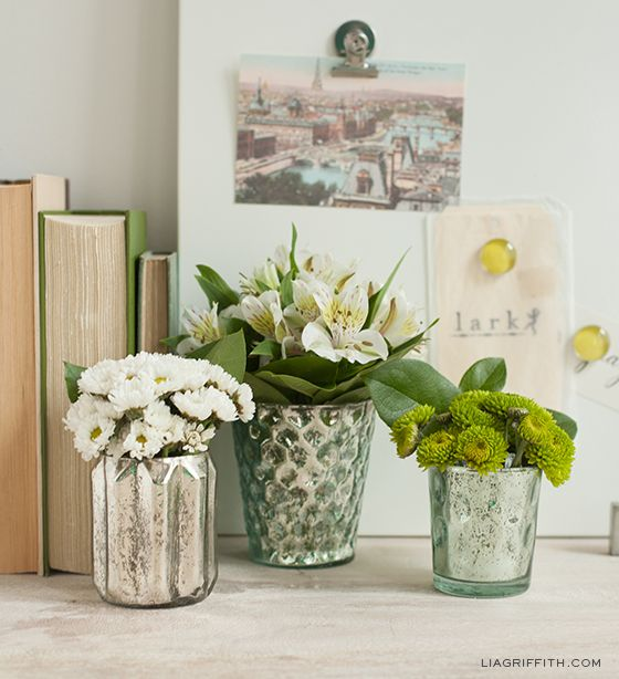 Add a Little Bit of Spring to your Office Desk