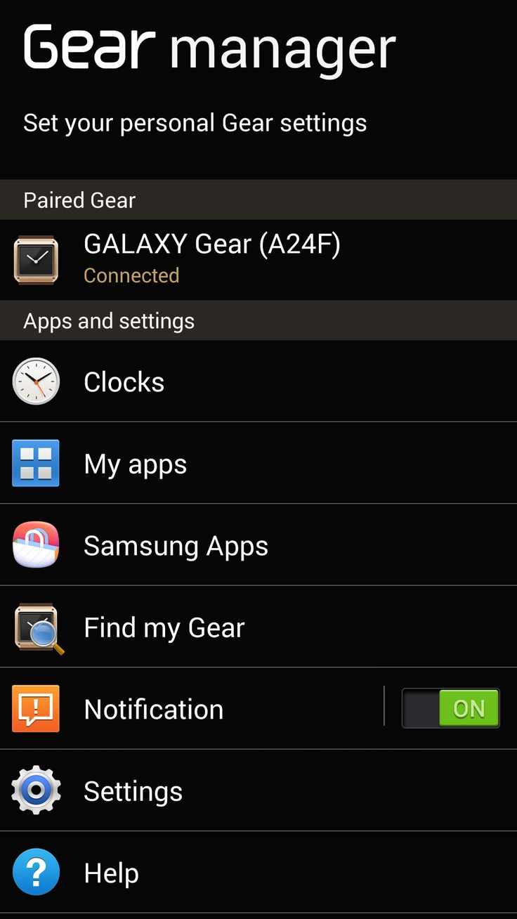 UX Review of Samsung Galaxy Smartwatch - Smart watches are the future - via @NNgroup #WearableTech