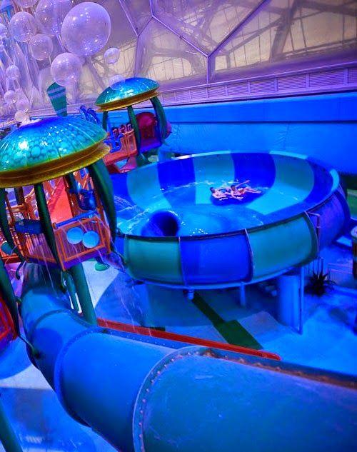 Watercube Waterpark - Beijing -