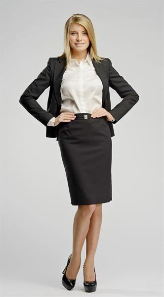 Классический женский костюм юбки