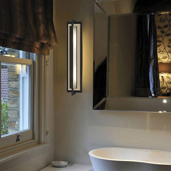 Mila bath bar by feiss
