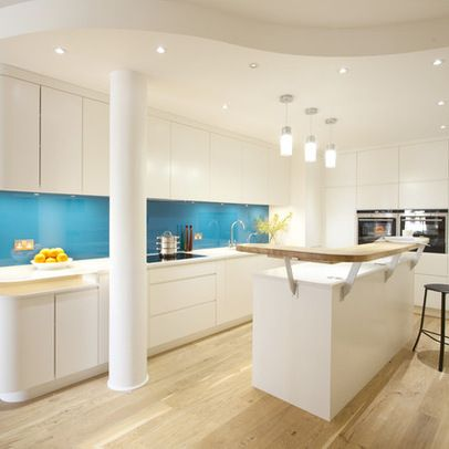 Kitchen.Glass Splashback Design Ideas, Pictures, Remodel, and Decor